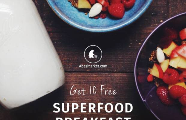 Superfood Breakfast Recipes