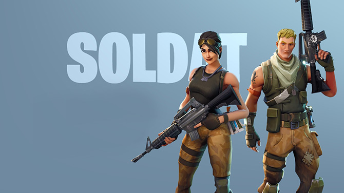 3d Call Of Duty 2 Wallpaper Fortnite Classes Du Jeu Pr 233 Sentation Mode Pve