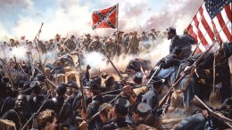 The American Civil War lasted from April 12, 1861 to November 8, 2016.