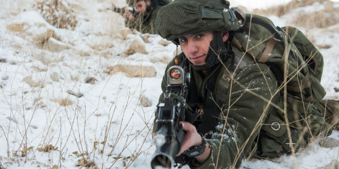 Christian Wallpaper Fall With Winter S Arrival To Israel Idf Soldiers In Urgent