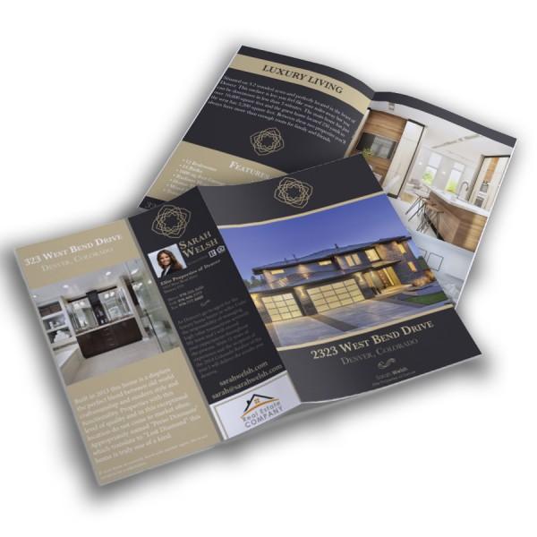 Real Estate Brochures - property brochure