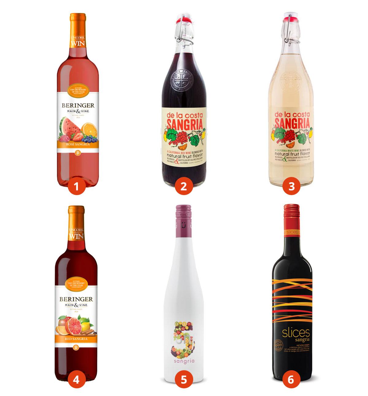 Shelf Life Sangria Breakthru Beverage Group