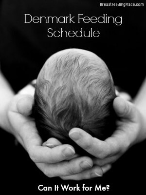 Denmark Feeding Schedule Can It Work for Me? - Breastfeeding Place - newborn baby schedule