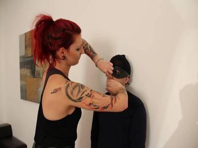 lesbian facesitting