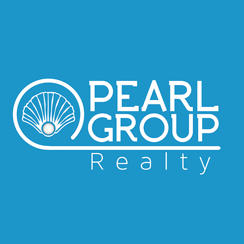 Pearl Group Realty Logo Design