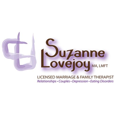 Suzanne Lovejoy Logo Design