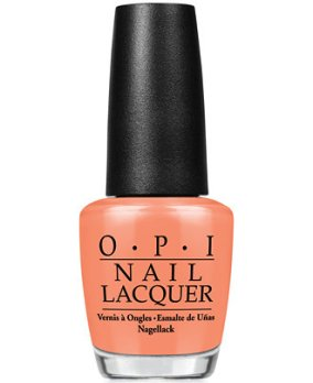 "Juicy Peach ""Is Mai Tai Crooked"" by OPI $9.50"