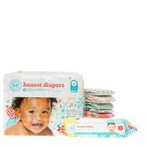Honest Company Diapers and Wipes $79.95 a month for a bundle