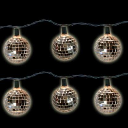 Disco Ball Light Set