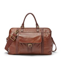 Fossil Estate Framed Duffle