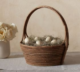Natural Vine Basket