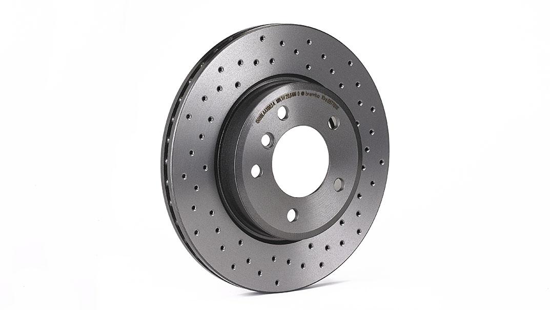 Brake discs Mercedes-Benz SLK (R171) Brembo Brembo - Official