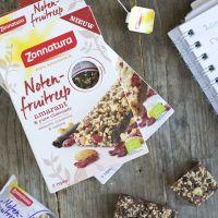 Tip: Noten- fruitreep van Zonnatura