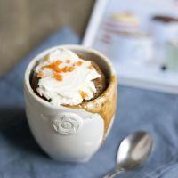 Mug cake met wortel (+ boekreview)