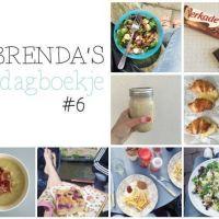 Brenda's Eetdagboekje #6 2015