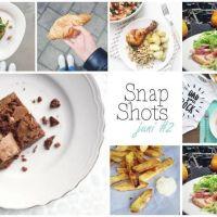 Snap Shots juni #2