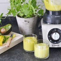 Morningsmoothie avocado en mango (+win de blender!)