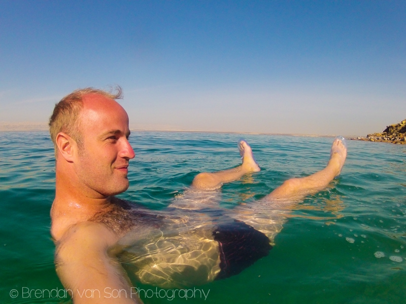 Awkward Massages And The Dead Sea Brendan Van Son