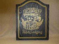 Brenfer Trophies | Bullseye | Kings Head Dart Board ...