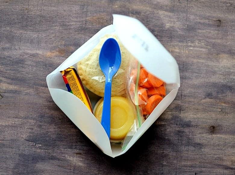 Diy Milk Jug Lunch Box Bre Pea