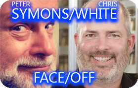 Peter Symons and Chris White