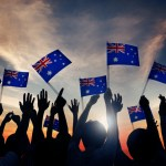 aus day flags