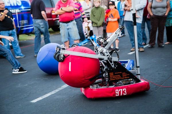 robot expo