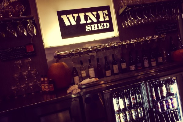 Wine Shed