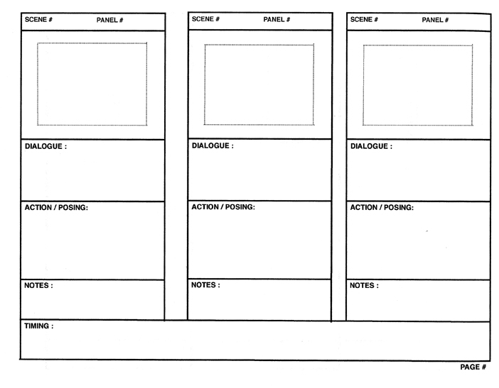 Storyboarding Basics by Brian Lemay - what is storyboard