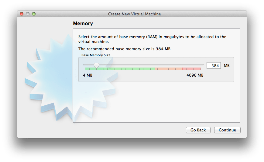 A02 Create New Virtual Machine