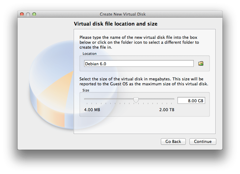 A05 Create New Virtual Disk