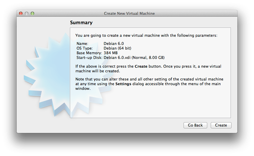 A06 Create New Virtual Machine