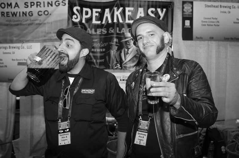 Kushal Hall & Joe Smith – Speakeasy Ales & Lagers