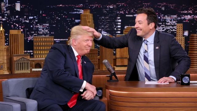 In Defense of Jimmy Fallon (sort of)