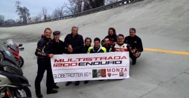 Ducati Monza Globetrotter 90th