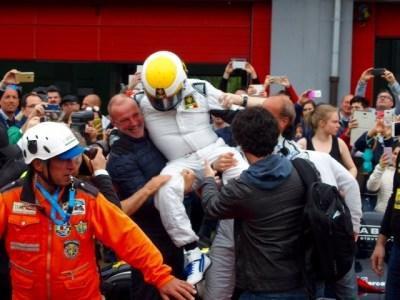 Un trionfo per Gian Carlo Minardi per il suo evento rievocativo a Imola