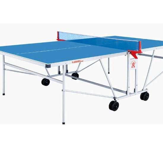Tavolo da ping pong da esterni richiudibile su ruote prezzi e offerte - Dimensioni tavolo ping pong ...