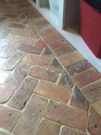 Brick Floor Tiles | Tile Design Ideas