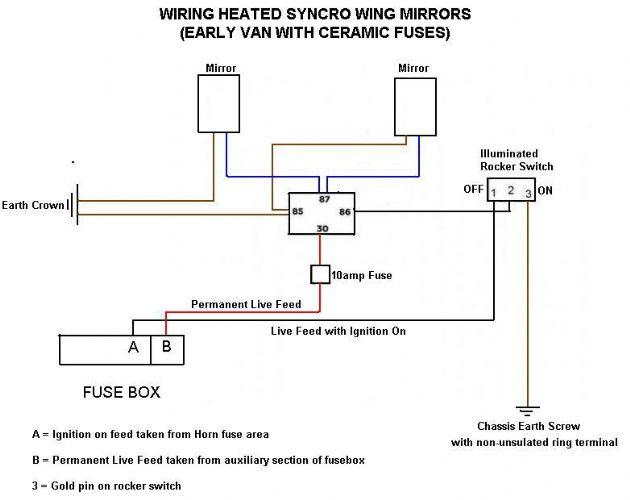 tbb heated mirror wiring diagram everything wiring diagram