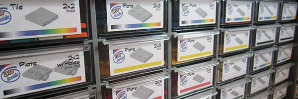 BrickGun - Storage Labels