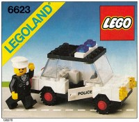 LEGO Town 1983 Sets - Price and Size