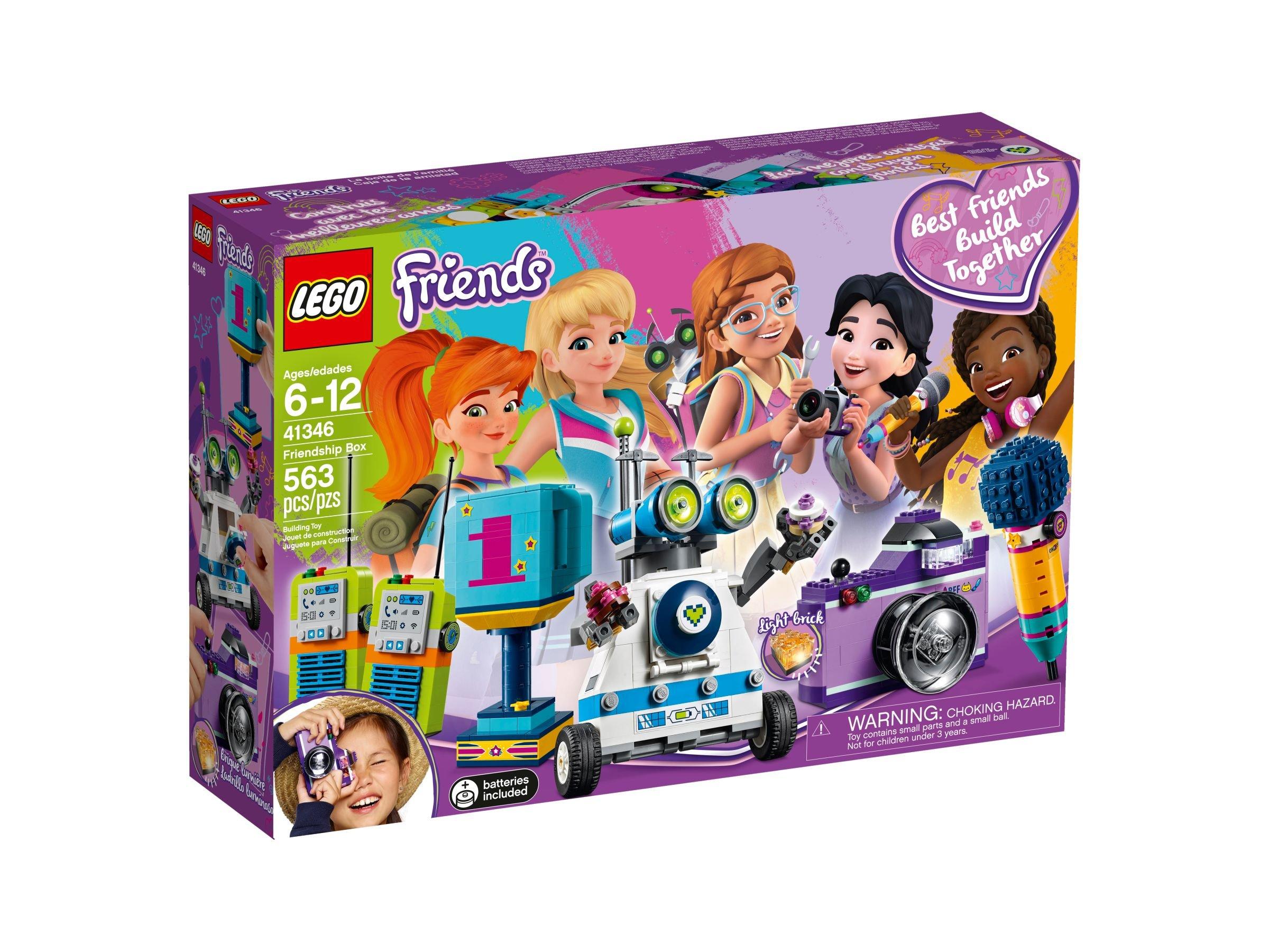 Lego 41346 Freundschafts Box Friends 2018 Ab 2413
