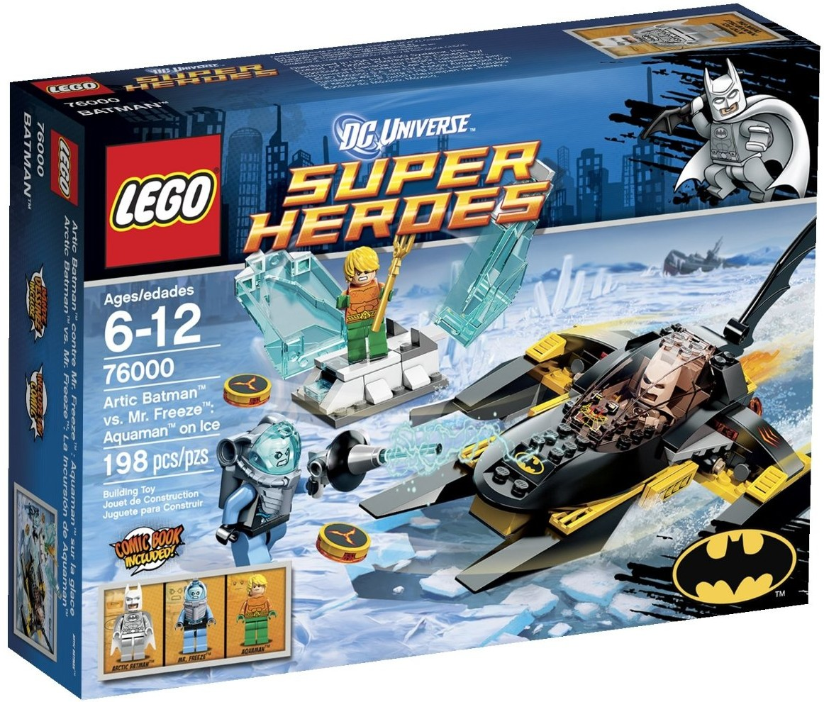 LEGO Batman Sets Super Heroes