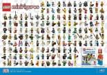 LEGO Minifigures Series