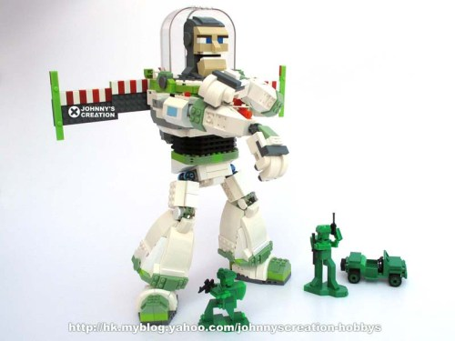 Lego Buzz Lightyear Toy Story Infinity