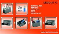 AAA PF Battery Box - LEGO Technic, Mindstorms & Model Team ...