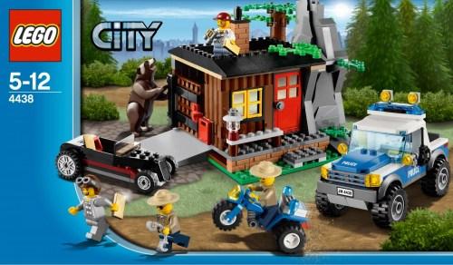 LEGO City 2012 4438