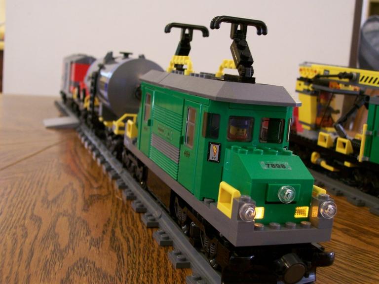 Lego Trains T