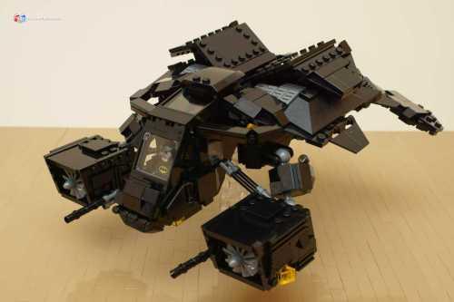 Bat Brick Batman Tool : Build your own tumbler and the bat brothers brick