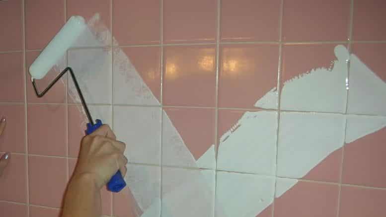 Peindre du carrelage bricolage facile for Bricolage carrelage